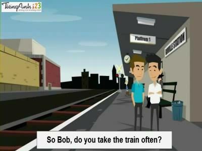 Bài 21: About the train