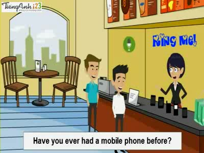 Bài 23: Buying a phone
