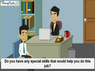 Bài 48: Special Skills