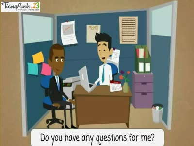 Bài 56: Do you have any questions?