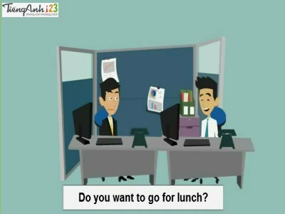 Bài 65: Have lunch