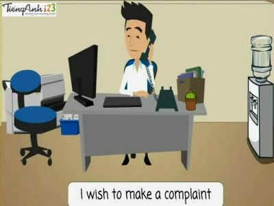 Bài 87: Handling a complaint