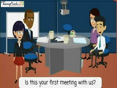 Bài 88: Joining a marketing meeting